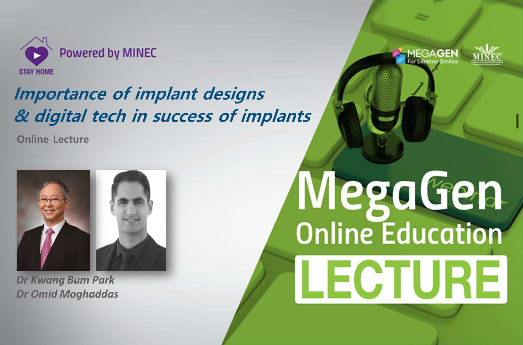 Importance of implant designs & digital tech in success of implants