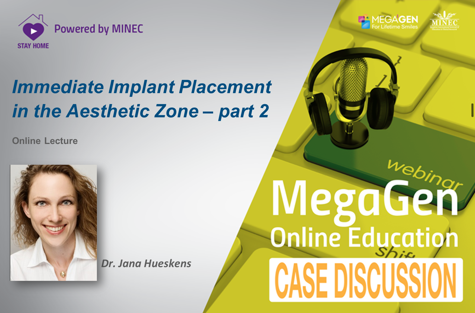 Immediate Implant in the Aesthetic Zone – Part 2