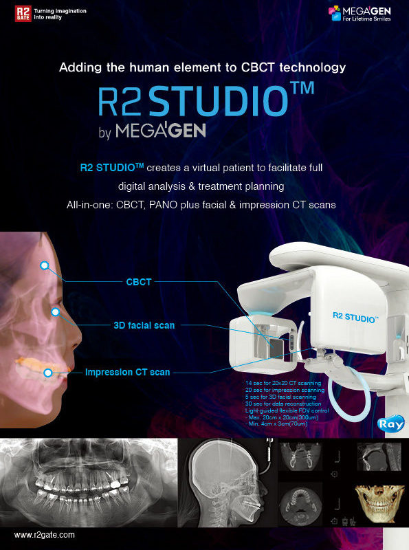 Adding the human element to CBCT technology R2STUDIO
