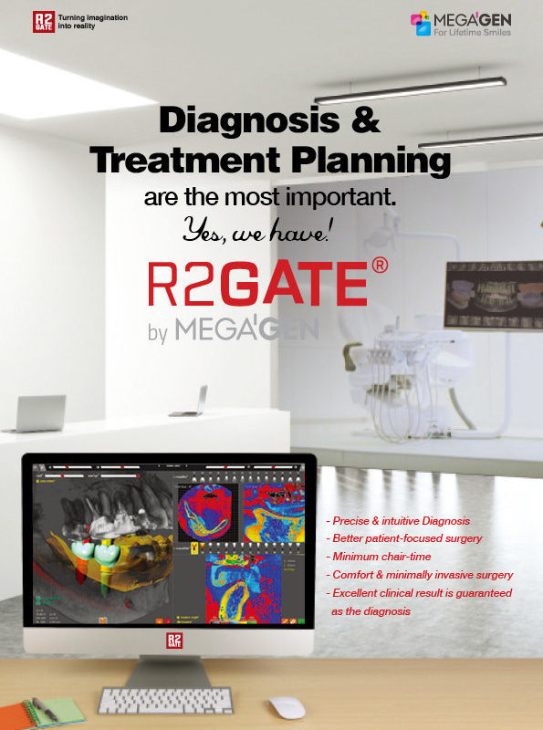 Diagnosis & Treatment Planning are the most important. -R2GATE